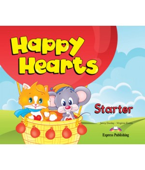 Учебник Happy Hearts Starter Pupil's Book