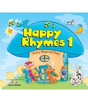 Підручник Happy Rhymes 1 Big Story Book