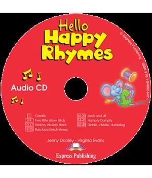 Hello Happy Rhymes Class Audio CD