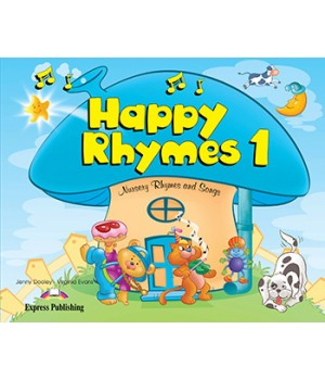 Учебник Happy Rhymes 1 Pupil's Book
