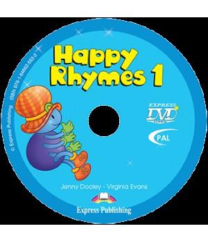Диск Happy Rhymes 1 DVD
