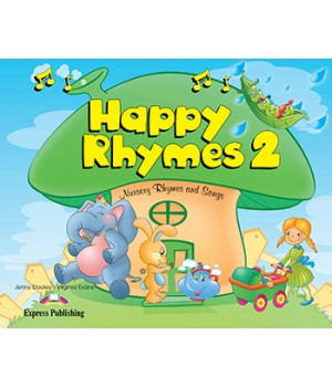 Учебник Happy Rhymes 2 Pupil's Book
