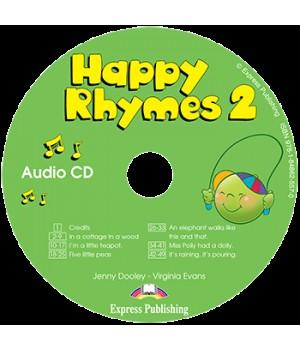 Диск Happy Rhymes 2 Class Audio CD