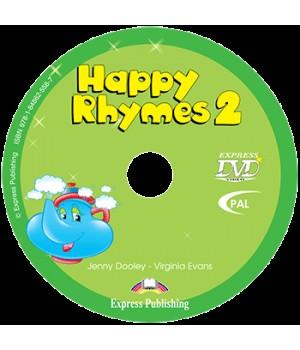 Диск Happy Rhymes 2 DVD