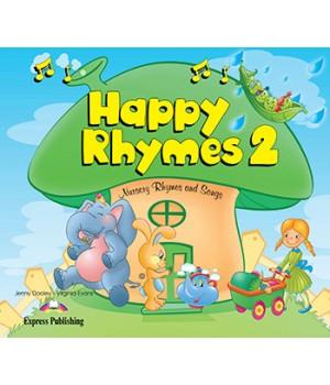 Учебник Happy Rhymes 2 Big Story Book