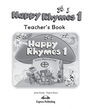 Книга для учителя Happy Rhymes 1 Teacher's Book