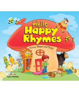 Підручник Hello Happy Rhymes Big Story Book