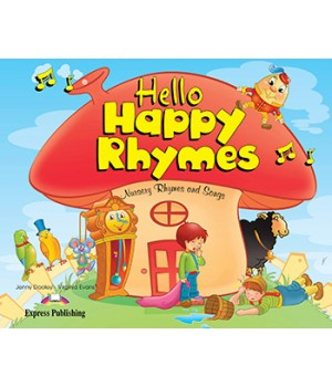 Підручник Hello Happy Rhymes Pupil's Book