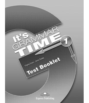 Тести It's Grammar Time 1 Test Booklet