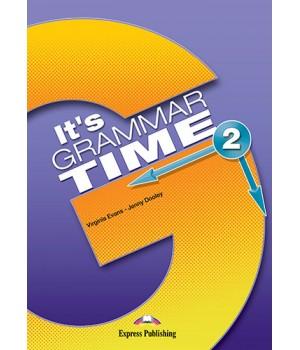 Підручник It's Grammar Time 2 Student's Book