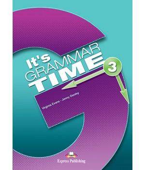 Підручник It's Grammar Time 3 Student's Book