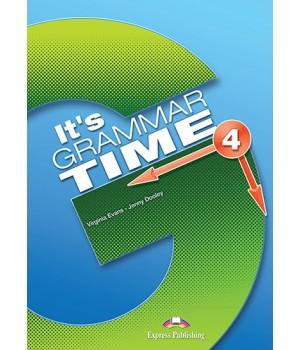 Підручник It's Grammar Time 4 Student's Book