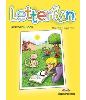 Книга для вчителя Letterfun Teacher's Book