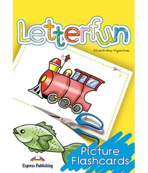 Картки Letterfun Picture Flashcards