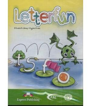 Диск Letterfun DVD-ROM PAL