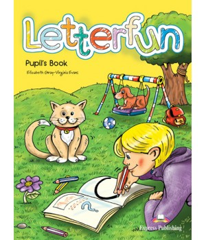 Підручник Letterfun Pupil's Book
