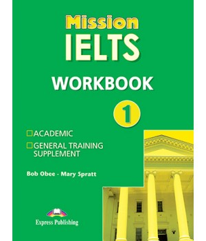 Робочий зошит Mission IELTS 1 Academic Workbook