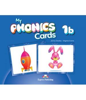 Картки My Phonics 1b (The Alphabet N-Z) Cards