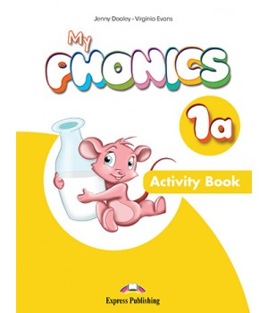 Робочий зошит My Phonics 1a (The Alphabet A-M) Activity Book