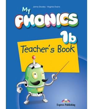 Книга для вчителя My Phonics 1b (The Alphabet N-Z) Teacher's Book