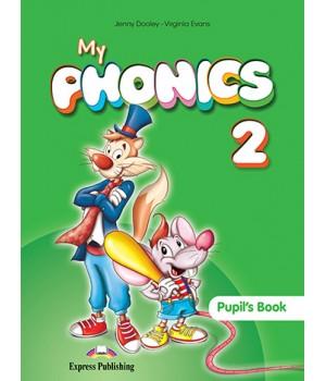 My Phonics 2 (Short Vowels) Pupil's Book