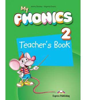 Книга для вчителя My Phonics 2 (Short Vowels) Teacher's Book