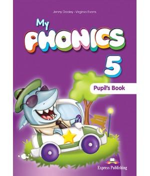 Підручник My Phonics 5 (Letter Combinations) Pupil's Book