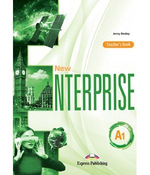 Книга для вчителя New Enterprise A1 Teacher's Book