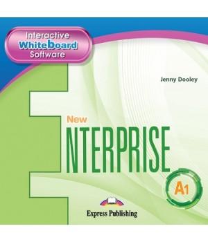 Диск New Enterprise A1 IWB Software