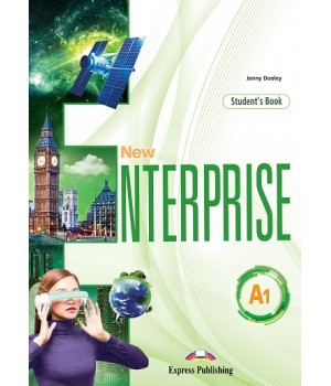 Підручник New Enterprise A1 Student's Book