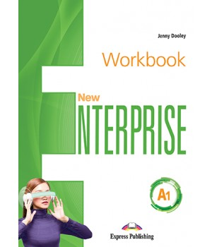 Робочий зошит New Enterprise A1 Workbook