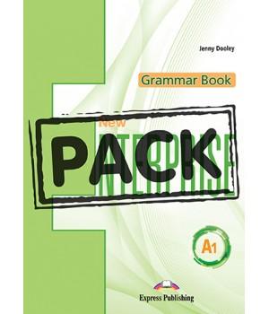 Граматика New Enterprise A1 Grammar Book