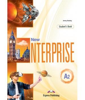 Підручник New Enterprise A2 Student's Book