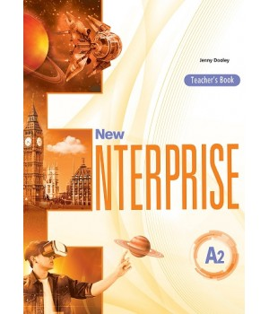 Книга для вчителя New Enterprise A2 Teacher's Book