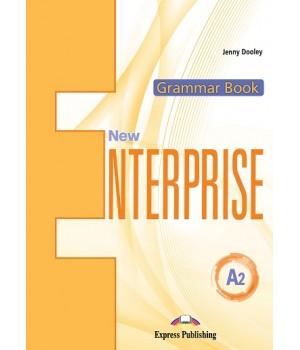 Граматика New Enterprise A2 Grammar Book