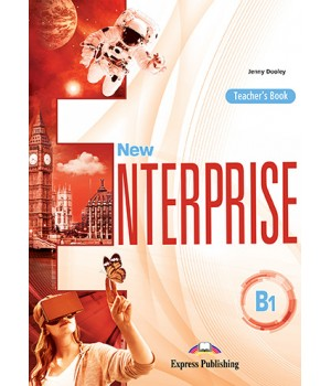 Книга для вчителя New Enterprise B1 Teacher's Book