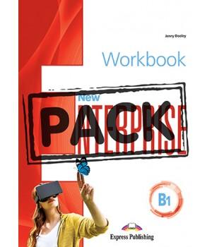 Робочий зошит New Enterprise B1 Workbook