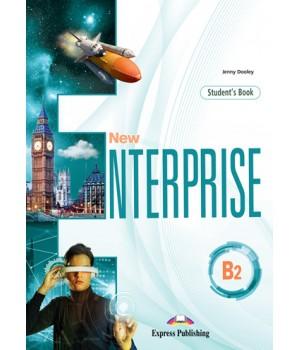 Підручник New Enterprise B2 Student's Book