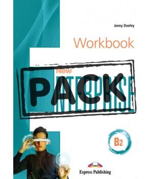 Робочий зошит New Enterprise B2 Workbook