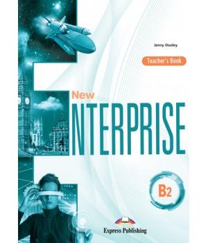 Книга для вчителя New Enterprise B2 Teacher's Book
