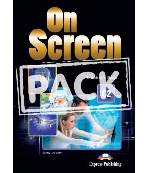 Книга для вчителя On screen C2 Teacher's Book