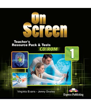 Диск On screen 1 Teacher's Resource Pack CD-ROM