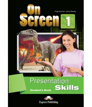 Підручник On screen 1 Presentation Skills Student's Book