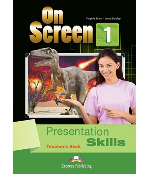 Книга для вчителя On screen 1 Presentation Skills Teacher's Book