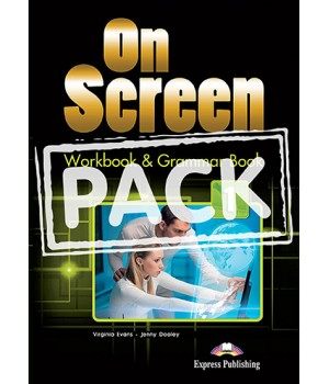Робочий зошит On screen 1 Workbook & Grammar Book