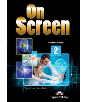 Підручник On screen 2 Student's Book