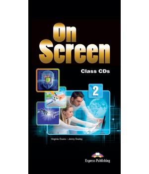 Диск On screen 2 MP3 CD
