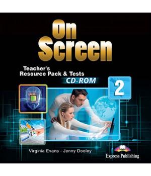 Диск On screen 2 Teacher's Resourse Pack CD-ROM
