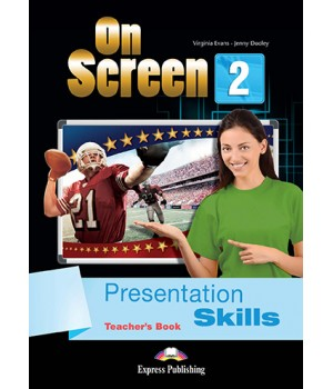 Книга для вчителя On screen 2 Presentation Skills Teacher's Book