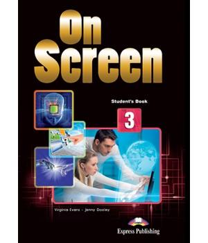 Підручник On screen 3 Student's Book